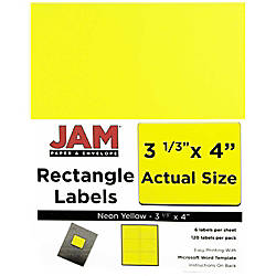 JAM Paper Mailing Address Labels 354328049