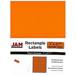 JAM Paper Mailing Address Labels 354328014