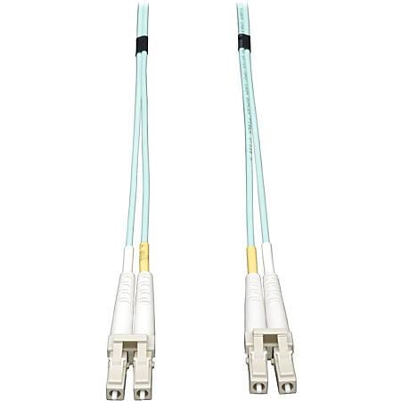 Tripp Lite 10Gb Duplex Multimode 50/125 OM3 LSZH Fiber Cable