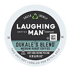 Laughing Man Dukales Blend Medium Coffee