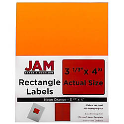 JAM Paper Mailing Address Labels 354328043
