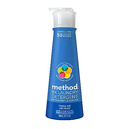 Method™ Laundry Detergent — 50 Loads, 20 Oz., Fresh Air