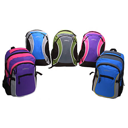 Intense Laptop Backpack, Assorted Colors
