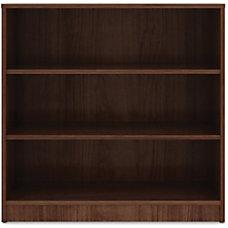 Lorell Laminate Bookcase 3 Shelf 36