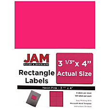 JAM Paper Mailing Address Labels 354328046