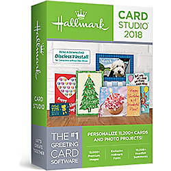Hallmark Card Studio 2018 Download Version