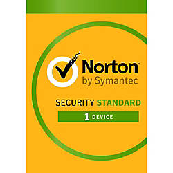 Norton Security Standard 1 User Download