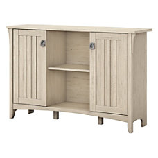 Bush Furniture Salinas Storage Cabinet With