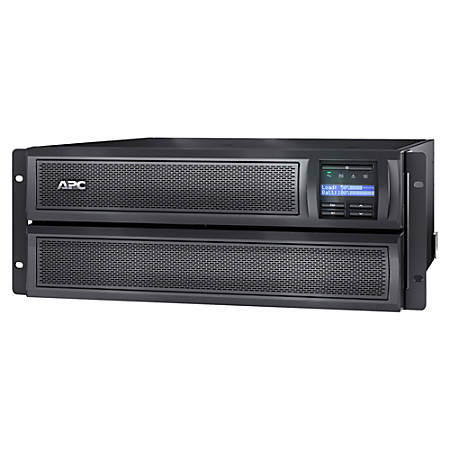 APC by Schneider Electric Smart-UPS 3000VA Tower/Rack Mountable UPS