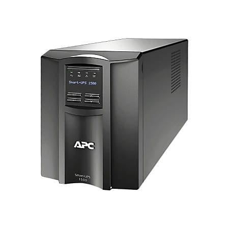 APC by Schneider Electric Smart-UPS 1500VA UPS