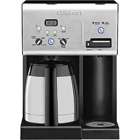 Cuisinart Coffeemaker with Hot Water System
