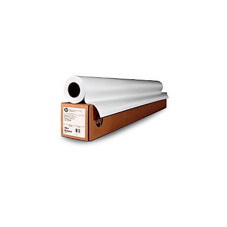 "HP Adhesive, Permanent, Glossy, Vinyl, 30"" x 150', 9.8 Mil, White"