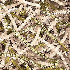 Office Depot Brand PreciousMetal Crinkle Paper