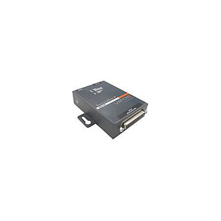 Lantronix SecureBox SDS1101 Single-Port Secure Device Server - 1 x DB-25 , 1 x RJ-45