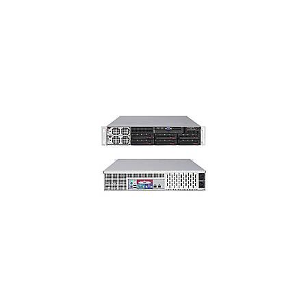 Supermicro A+ Server 2041M-32R+B Barebone System - nVIDIA MCP55 Pro - Socket F (1207) - Opteron (Quad-core), Opteron (Dual-core) - 1000MHz Bus Speed - 128GB Memory Support - DVD-Reader (DVD-ROM) - Gigabit Ethernet - 2U Rack