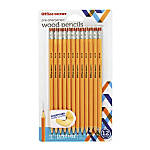 Office Depot Brand Presharpened Pencils 2