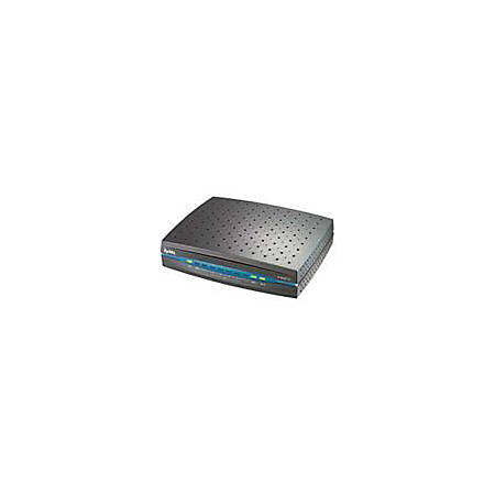 Zyxel P-663H-51 ADSL2+ Bonded 4-port Router