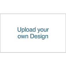 A Frame Sign Horizontal Upload Your