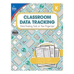 Carson Dellosa Classroom Data Tracking Resource
