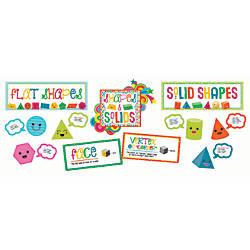 Carson Dellosa School Pop Shapes And