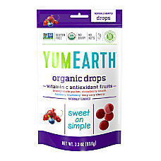 Yummy Earth Organic Vitamin C Antioxidant