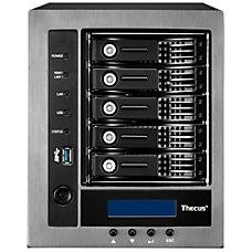 Thecus N5810 50TB 5 Bay NAS