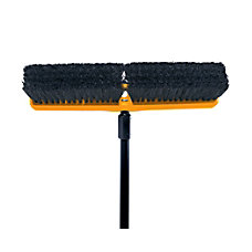 Rubbermaid Commercial Medium Sweep Plastic Foam