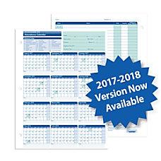 ComplyRight 2017 2018 Academic Attendance Calendar