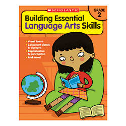 Scholastic Teacher Resources Building Essential Language