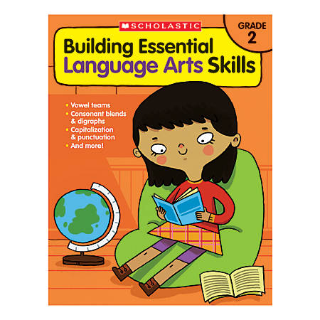 Scholastic Teacher Resources Building Essential Language Arts Skills, Grade 2