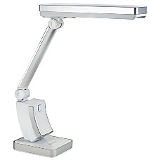OttLite Slimline Table Lamp White