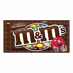 M Ms Milk Chocolate Candies 174