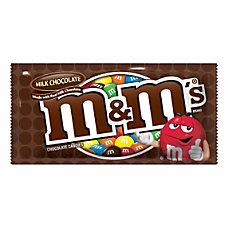 M Ms Milk Chocolate Candies 174