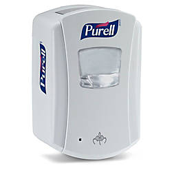 Purell LTX 7 Dispenser White