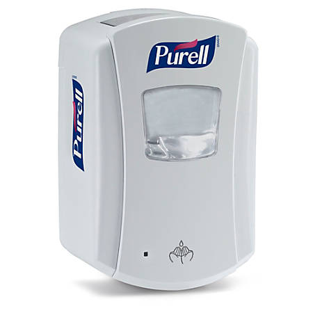 Purell® LTX-7™ Dispenser, White