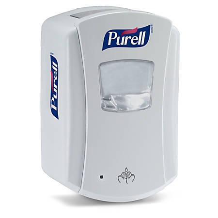 Purell® LTX-7™ Dispenser, White