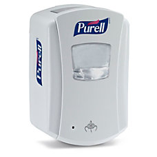 Purell LTX 7 Dispenser White