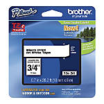 Brother TZe 241 Label Maker Tape