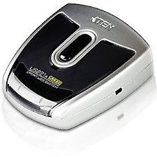ATEN US221A 2 port USB Switch