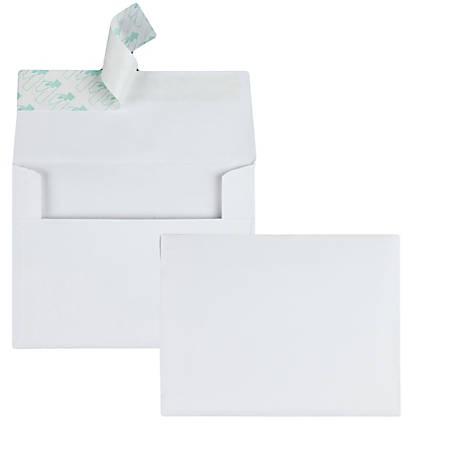 Quality Park Redi Strip Invitation And Greeting Card Envelopes 4 38