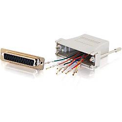 C2G 10 pin RJ45 to DB25