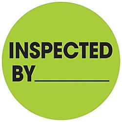 Tape Logic Preprinted Special Handling Labels