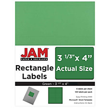 JAM Paper Mailing Address Labels 302725776