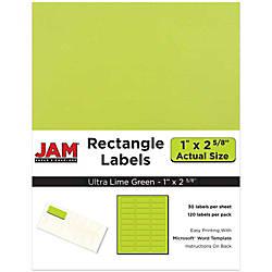 JAM Paper Mailing Address Labels 302725778