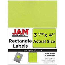 JAM Paper Mailing Address Labels 302725780