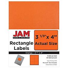 JAM Paper Mailing Address Labels 302725786