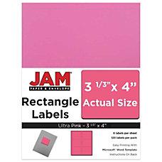 JAM Paper Mailing Address Labels 302725799