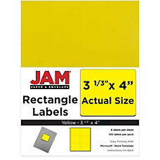 JAM Paper Mailing Address Labels 302725803