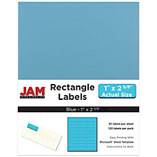 JAM Paper Mailing Address Labels 302725762