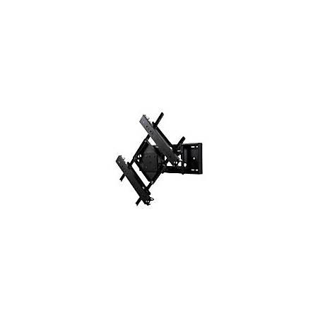 "Peerless-AV DS-VWM770 Wall Mount for Flat Panel Display - Black - 46"" to 70"" Screen Support - 123.46 lb Load Capacity"